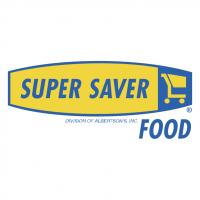 Super Saver Food vector