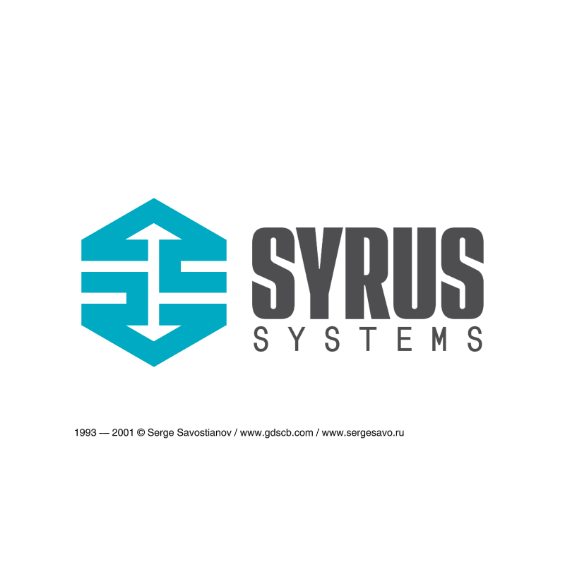 Syrus Systems vector logo