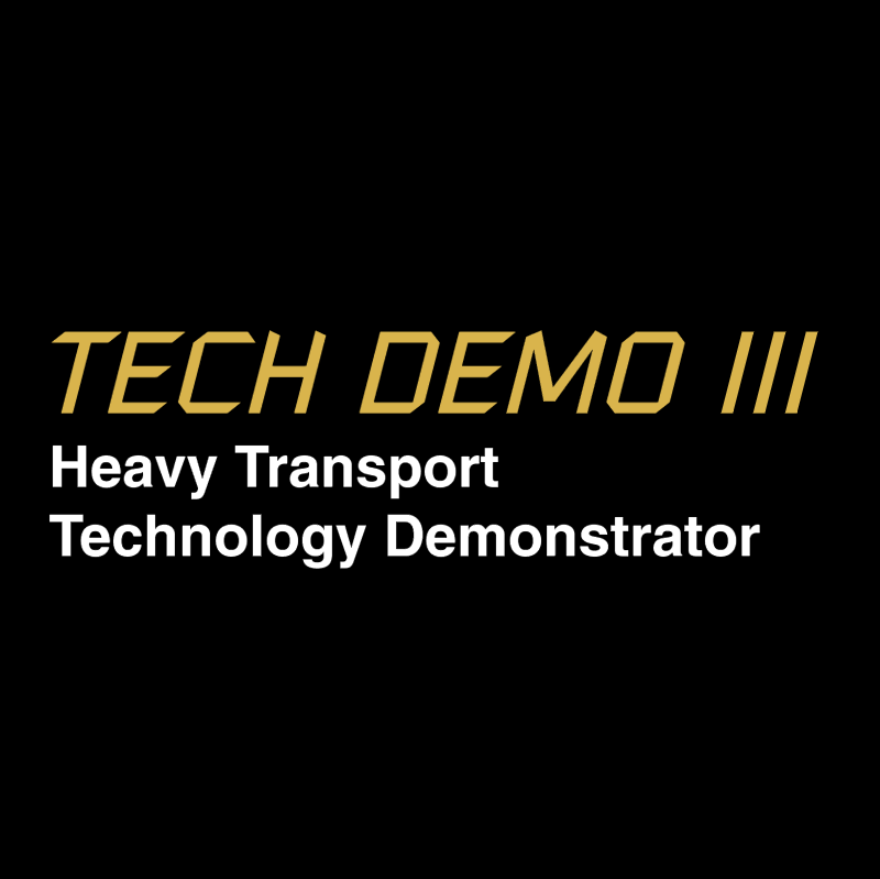 Tech Demo III vector logo
