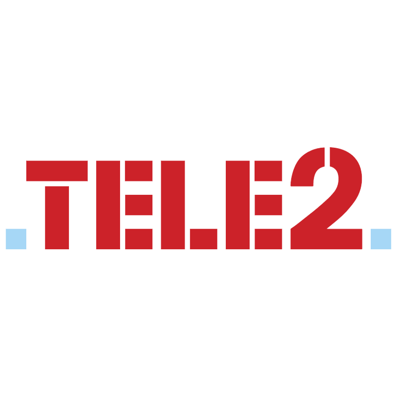 Tele 2 vector