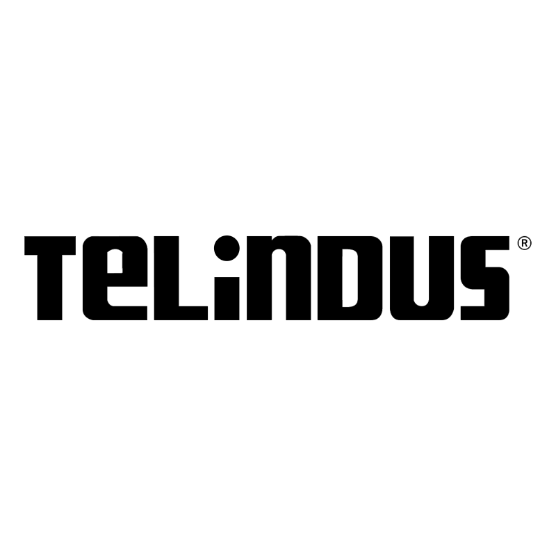 Telindus vector logo