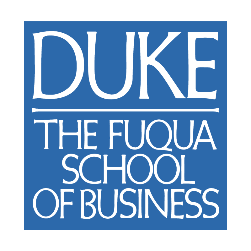 The Fuqua School Of Business vector