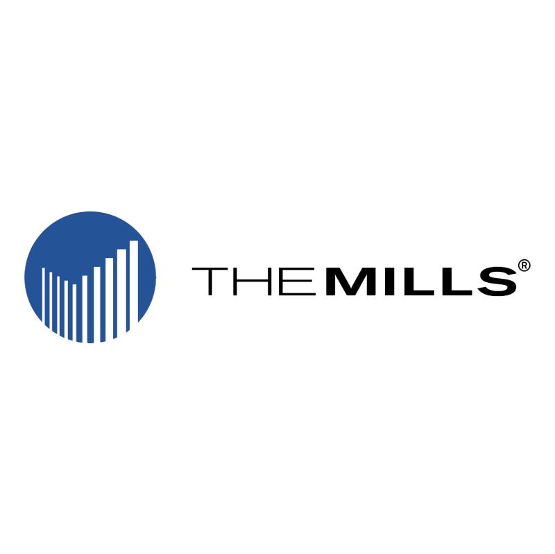 The Mills Corporation vector