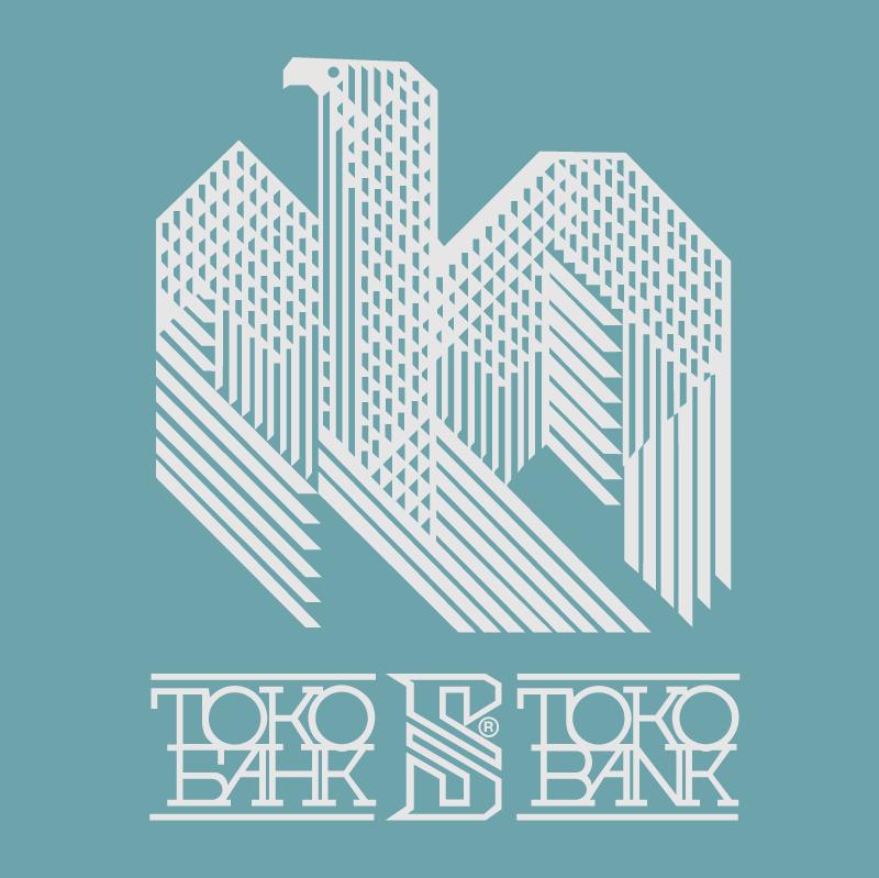 Toko Bank vector