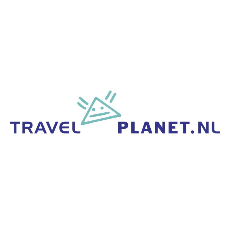 TravelPlanet NL vector logo