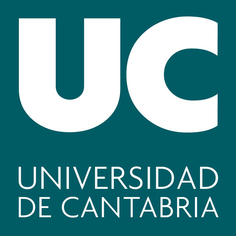 UC Universidad de Cantabria vector