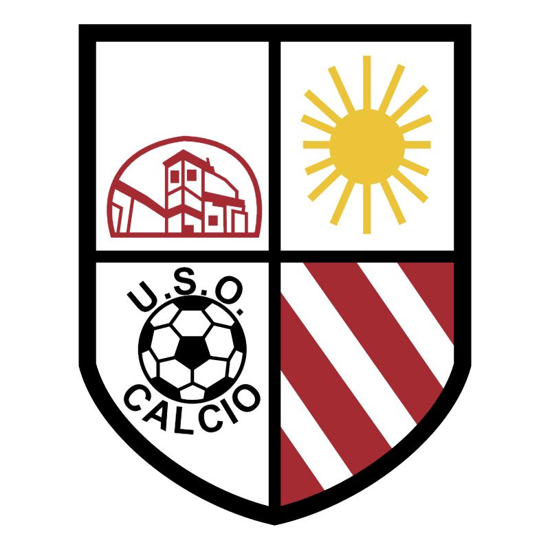 Unione Sportiva Oratorio Calcio vector