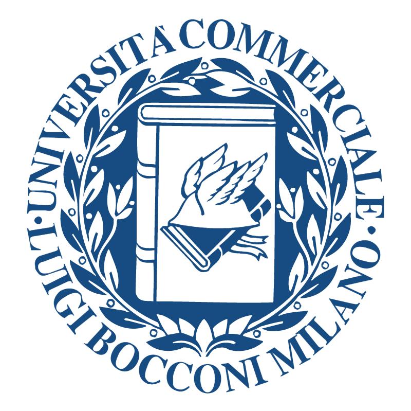 Universita Commerciale vector