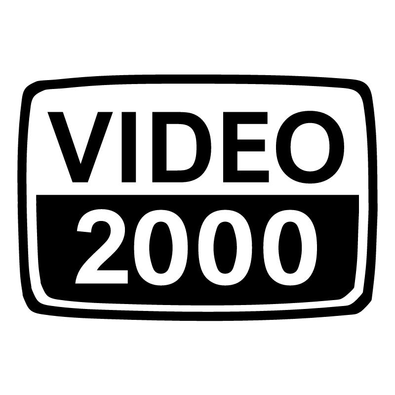 Video 2000 vector