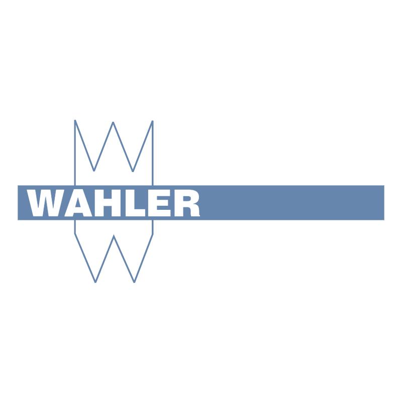 Wahler vector