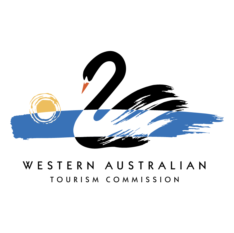 Western Australian Tourism Commission vector