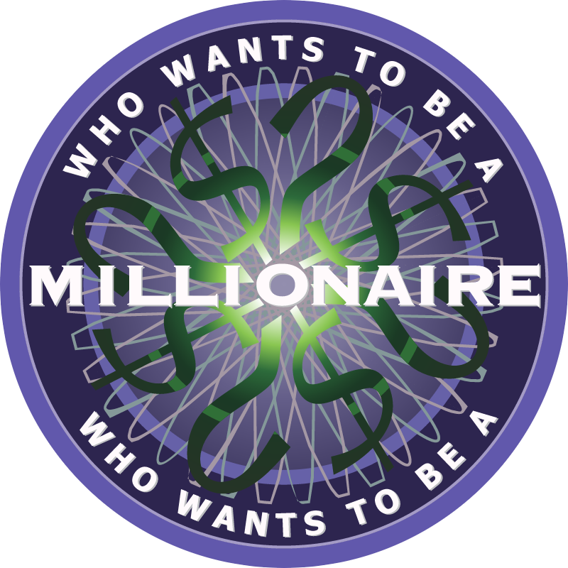 Who Wants To Be A Millionaire vector