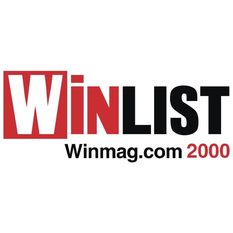 WinList vector