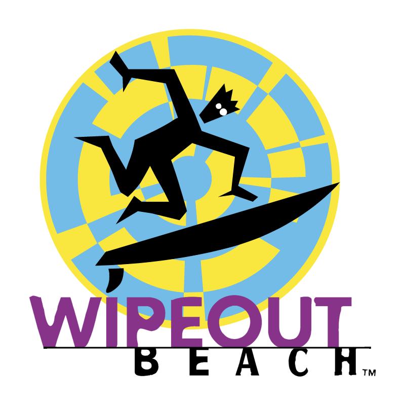 Wipeout Beach vector