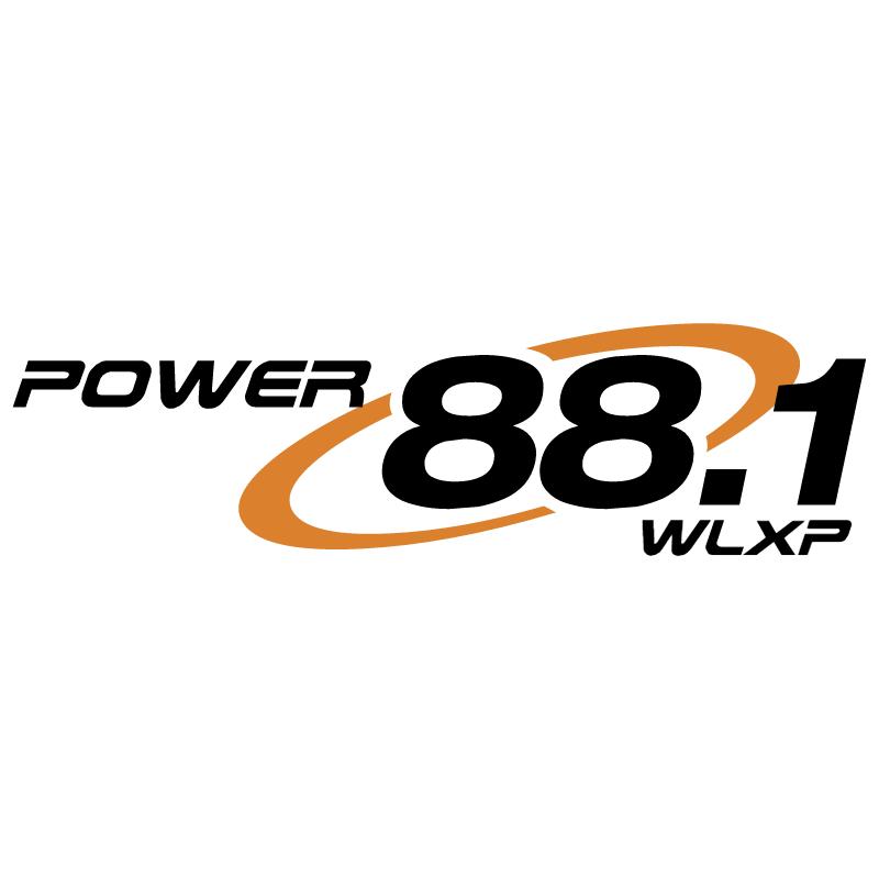 WLXP vector logo