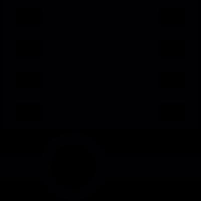 Video streaming vector logo