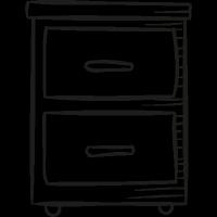 Big Drawers vector