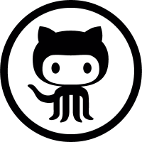 Github social Logo vector