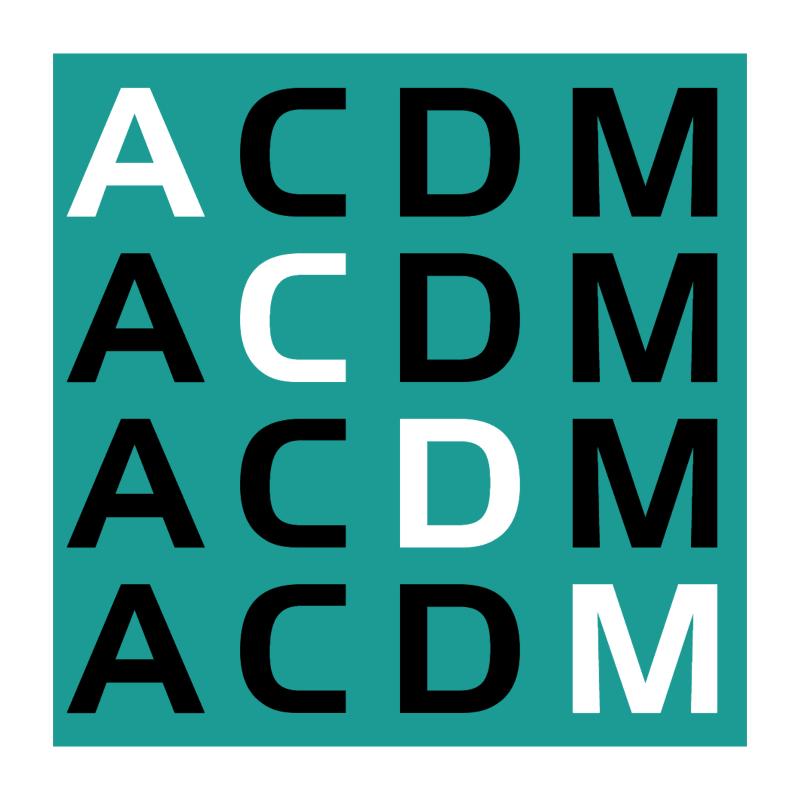 ACDM vector