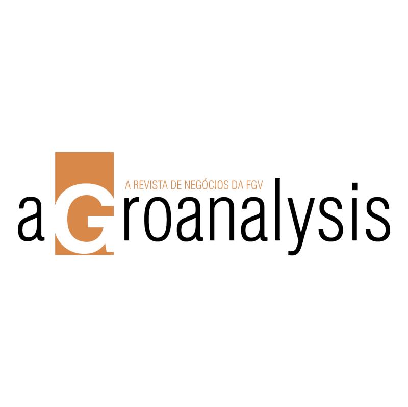 Agroanalisys vector