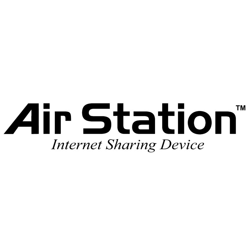 AirStation 25758 vector