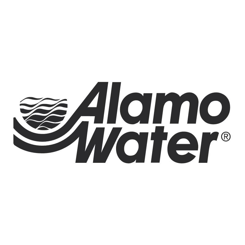 Alamo Water vector