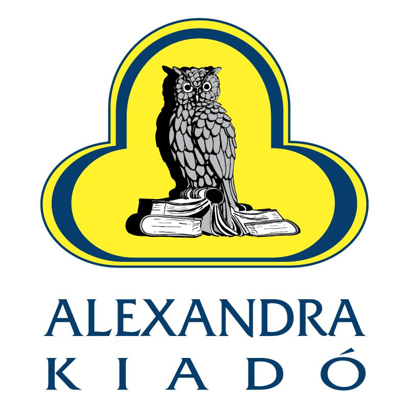 Alexandra kiado vector