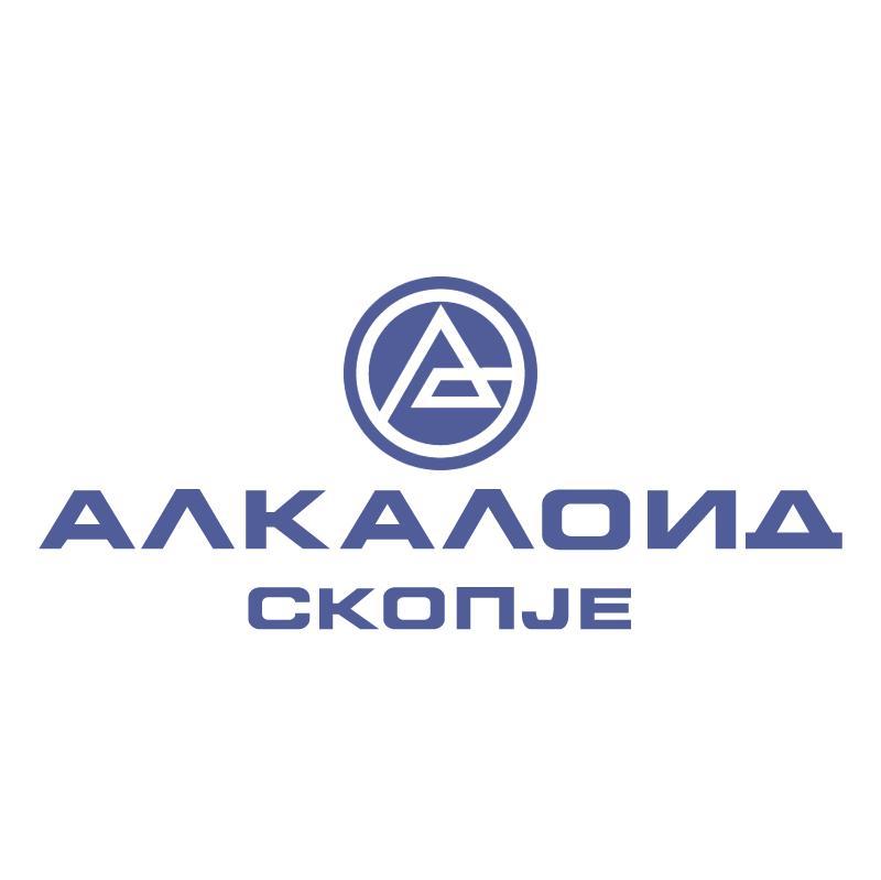 Alkaloid Skopje 74524 vector