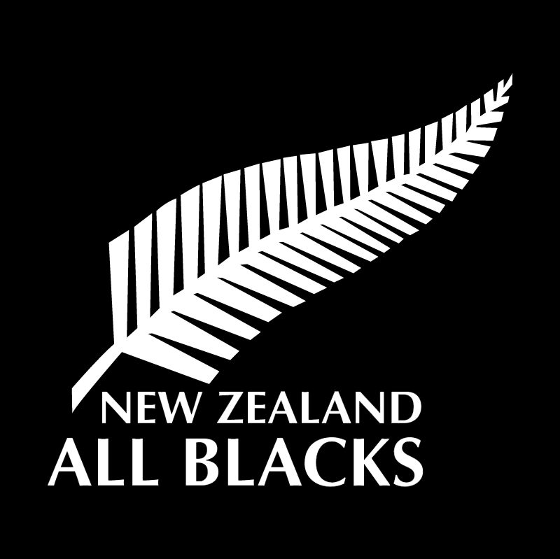 All Blacks vector