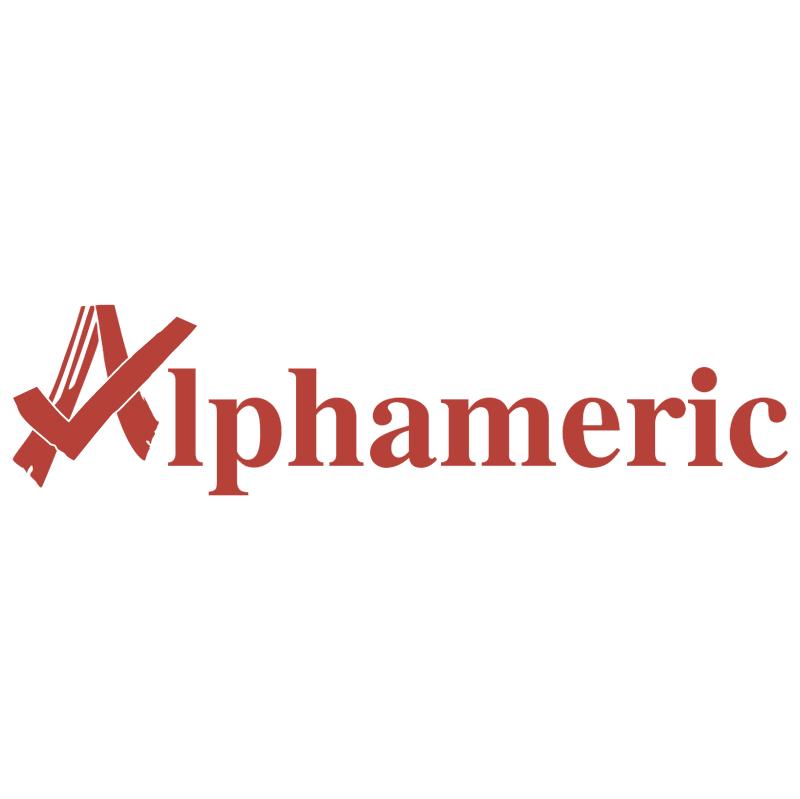 Alphameric 26048 vector