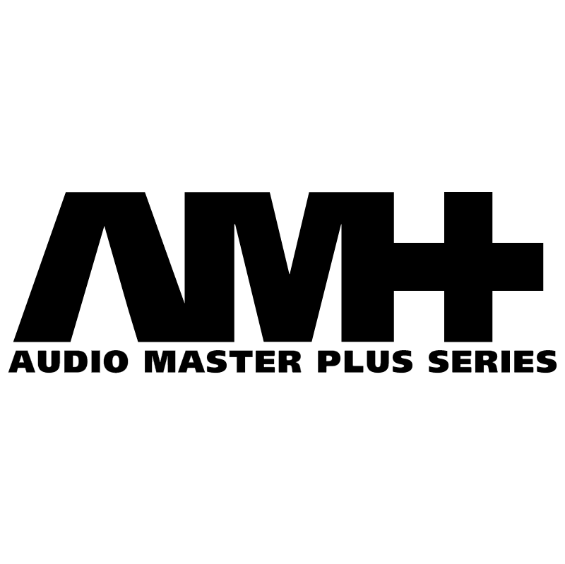 AM Plus vector