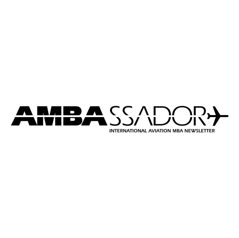 Ambassador 60624 vector