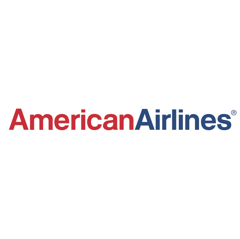 American Airlines vector logo