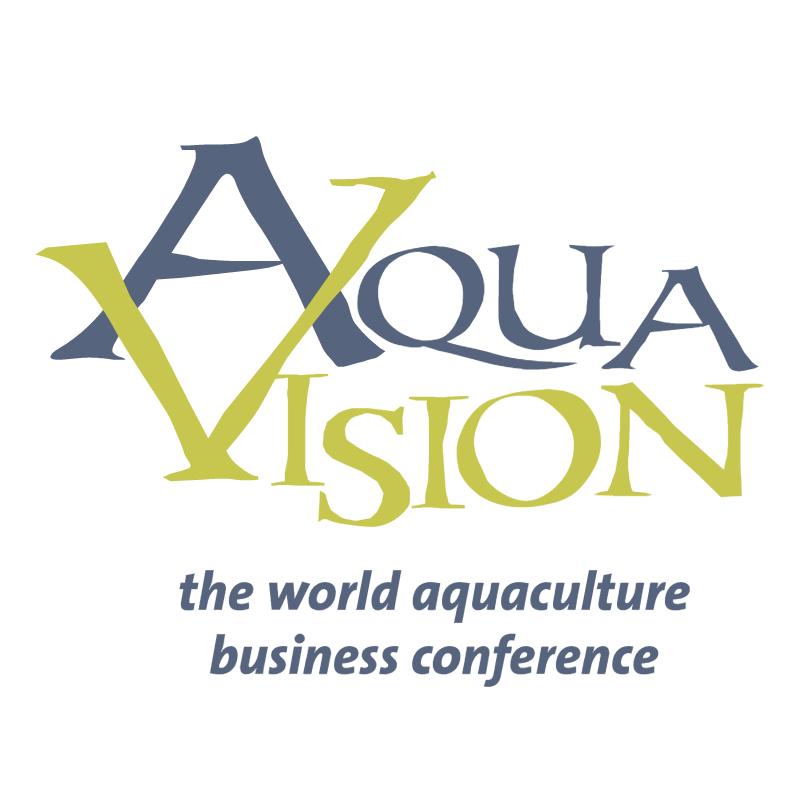 Aqua Vision vector