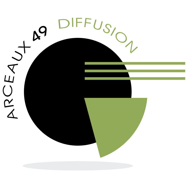 Arceaux 49 Diffusion vector logo