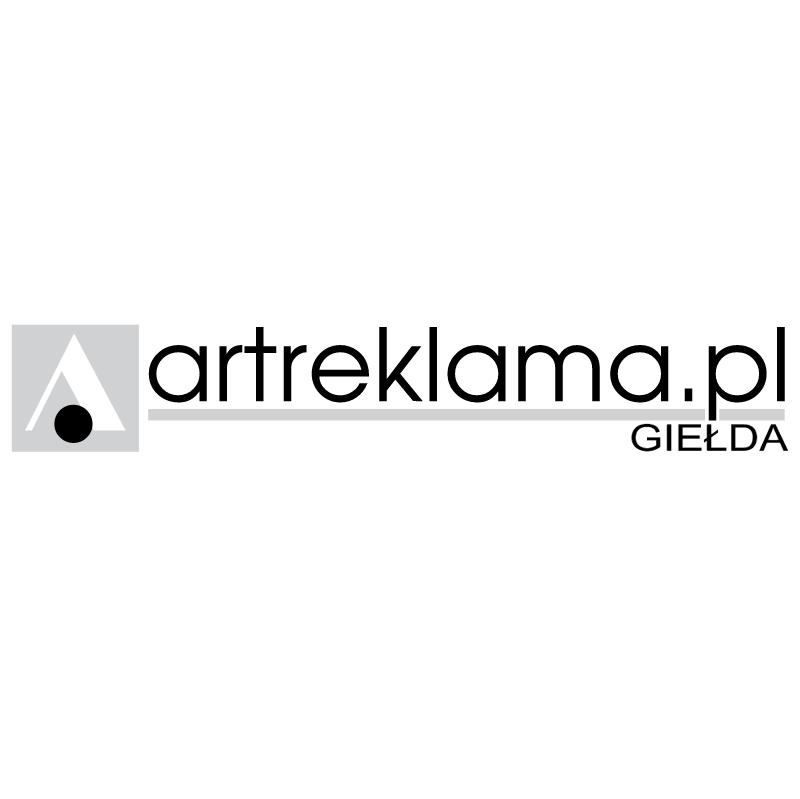 Artreklama pl 30333 vector
