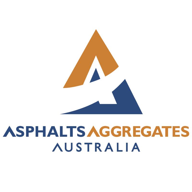 Asphalts Aggregates vector