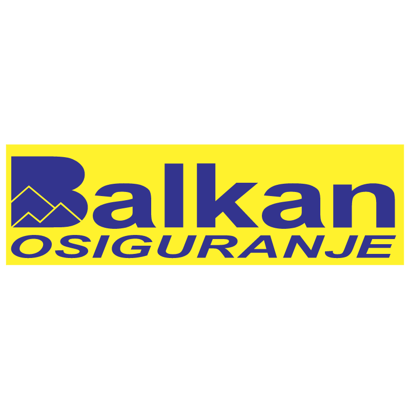 Balkan Osiguranje 25634 vector