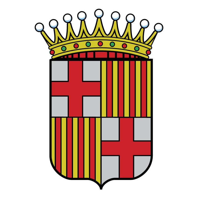 Barcelona vector
