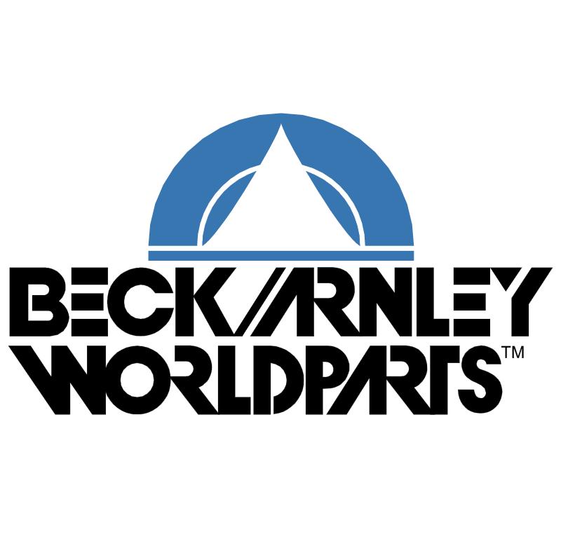 Beckarnley Worldparts vector logo