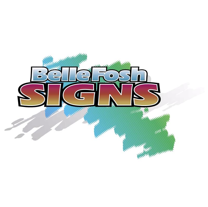 Belle Fosh Signs vector