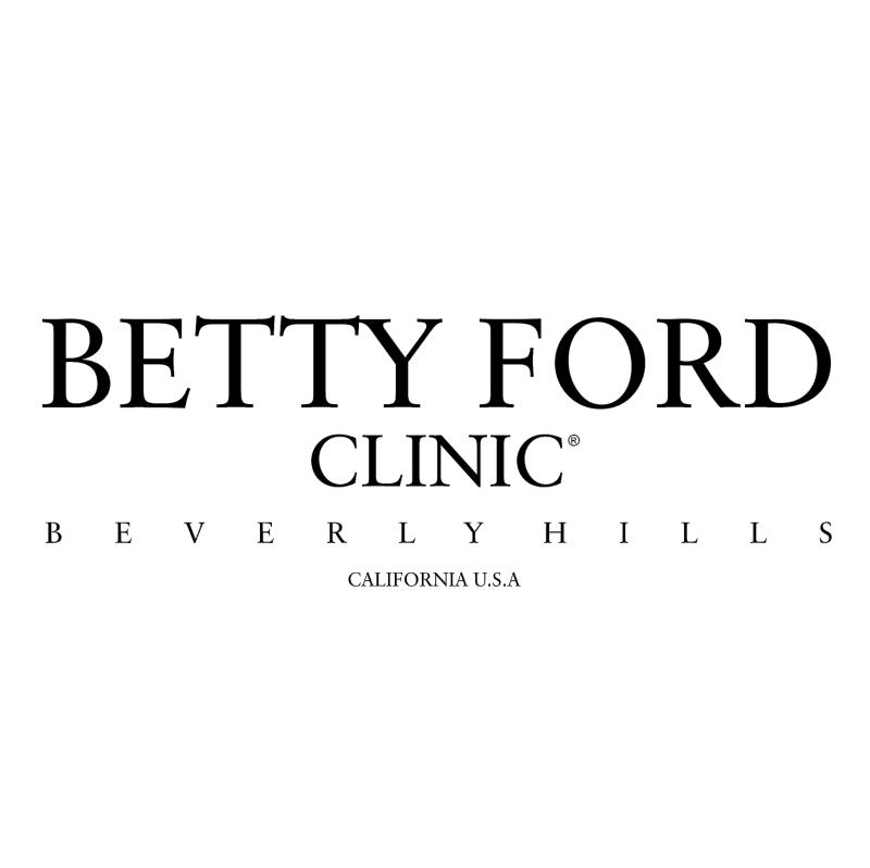 Betty Ford Clinic vector logo