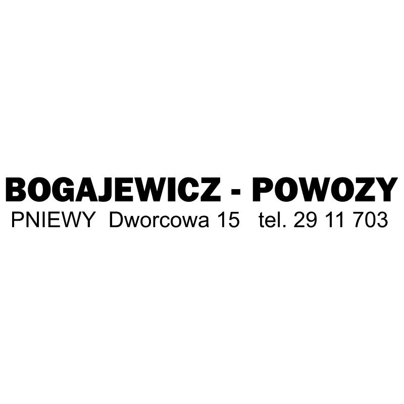 Bogajewicz Powozy vector