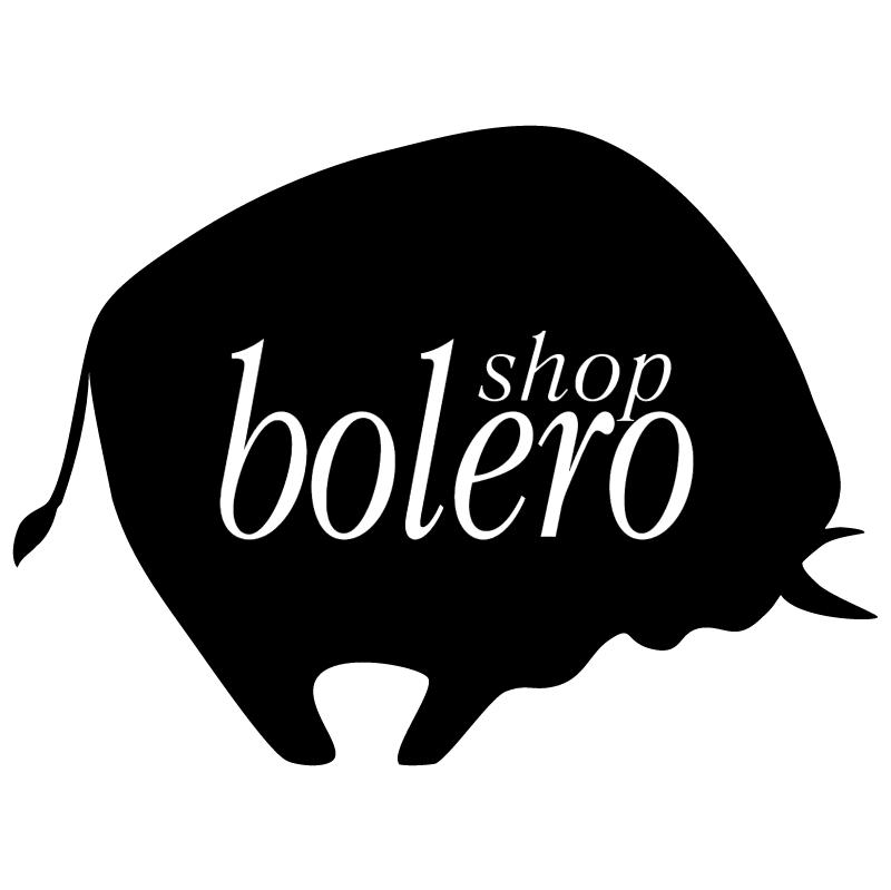 Bolero Shop vector