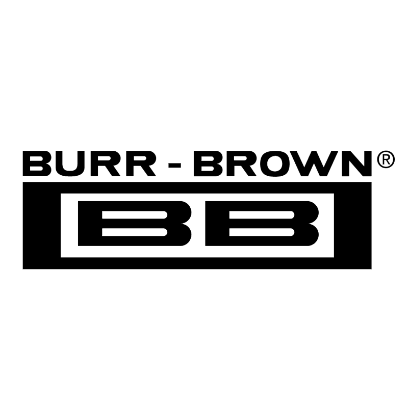 Burr Brown 68742 vector