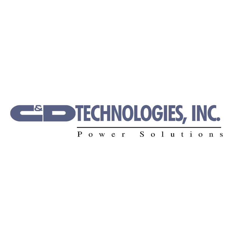 C&D Technologies vector