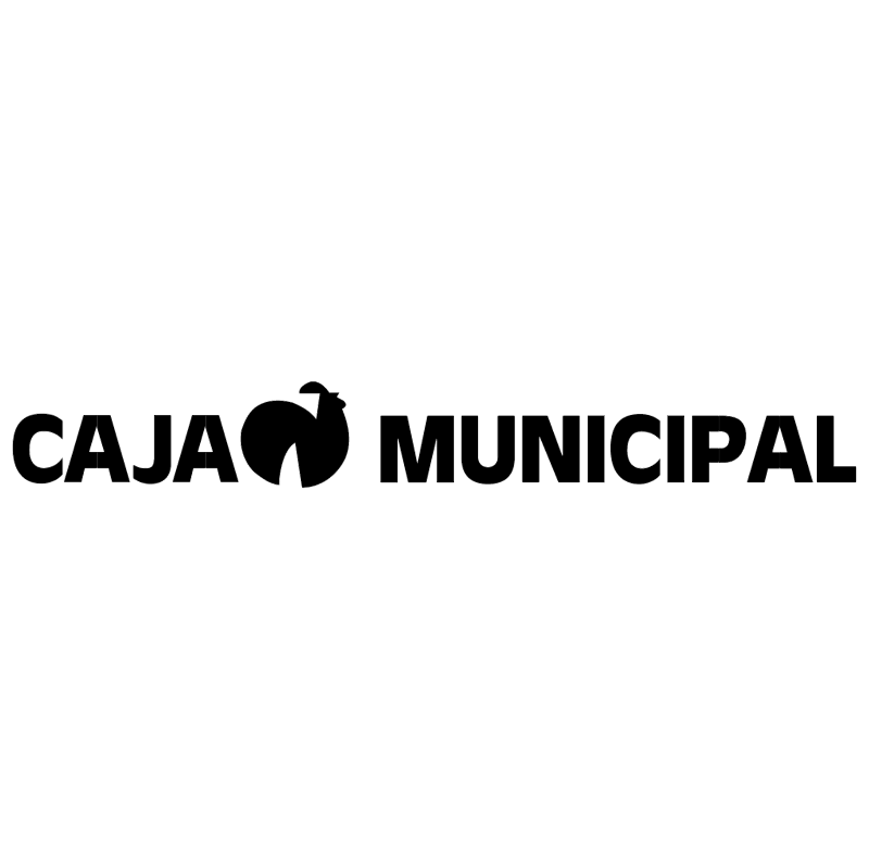 Caja Municipal vector logo