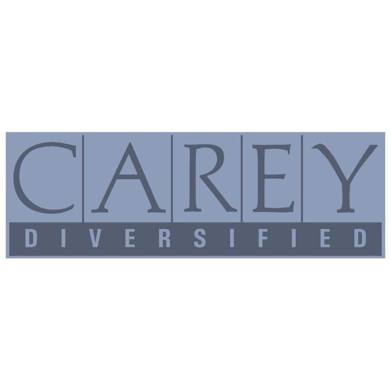 Carey Diversified vector