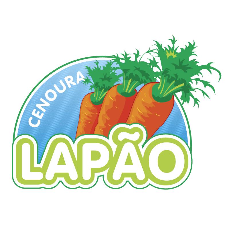 Cenoura Lapao vector