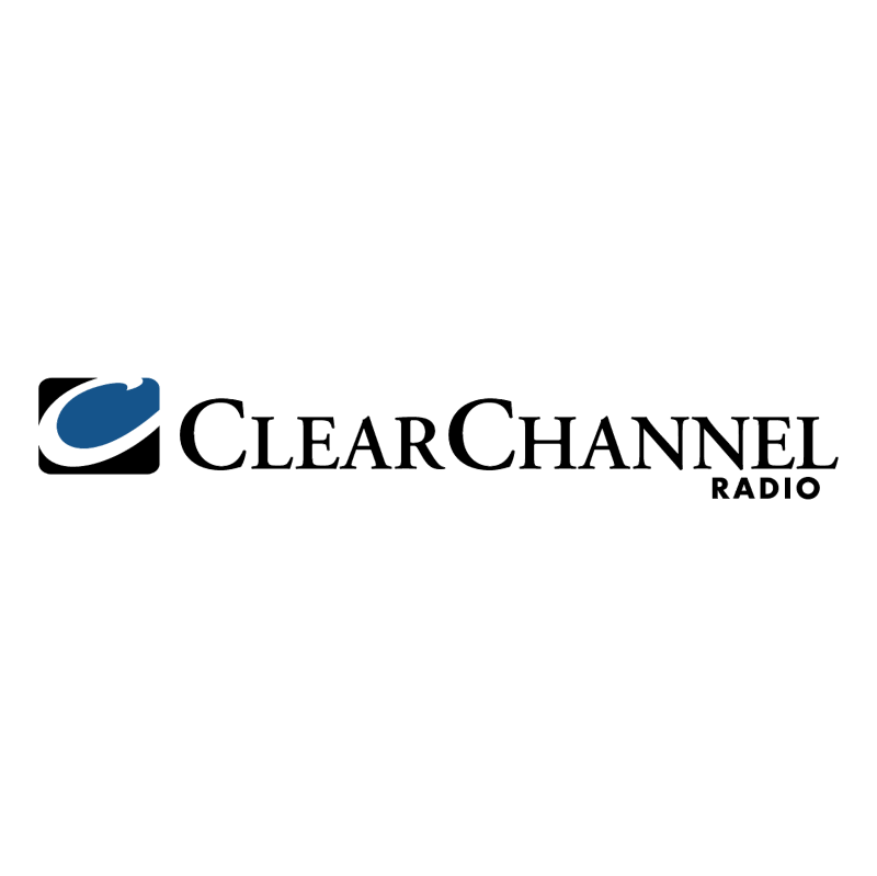 Clear Channel Radio vector